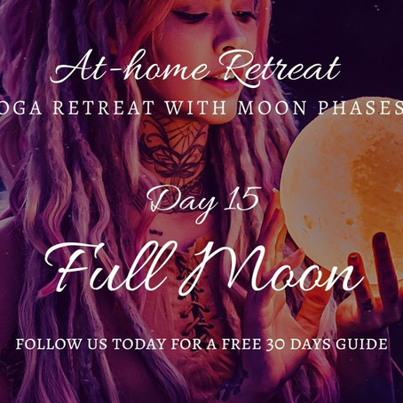 Day 15 Full Moon