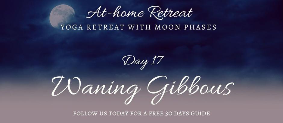 Day 17 Waning Gibbous