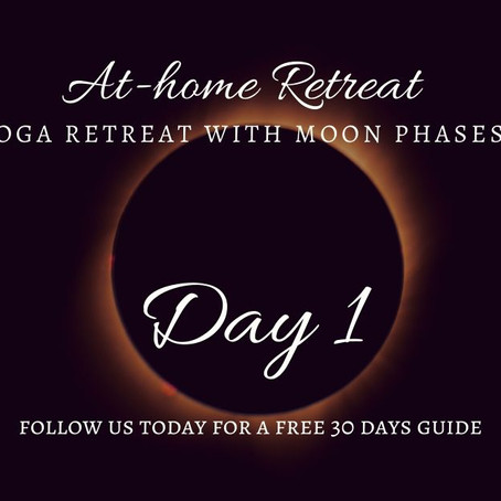 Day 1-The New Moon