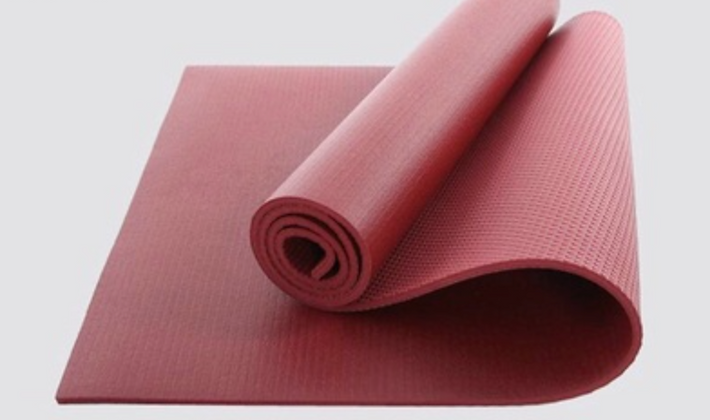 6mm PRO Durable Natural Rubber Mat for Yoga Studio