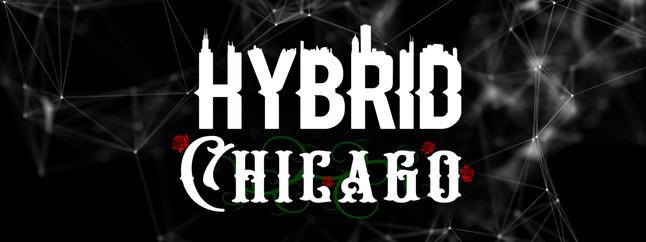 Hybrid Chicago Logo Design