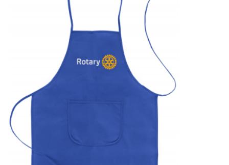 Rotary Kötény