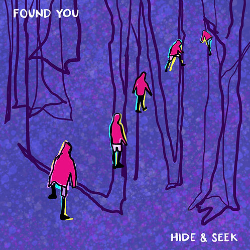 """Found You"" Compact Disc - Limited Edition"