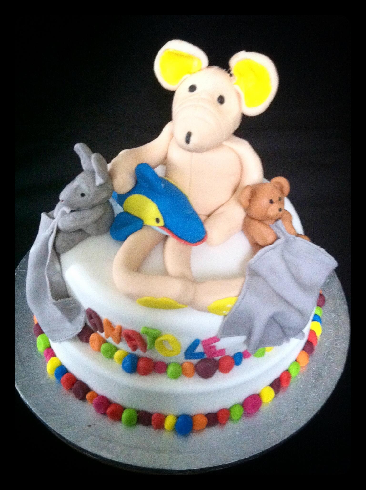 doudou baptême anniversaire