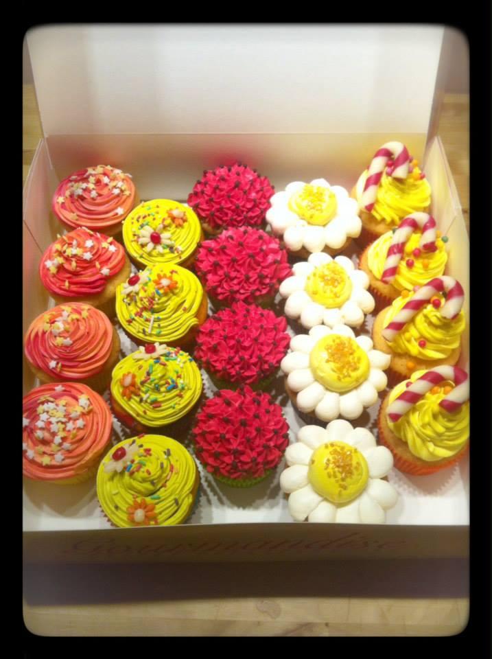 florilège de cupcake!!