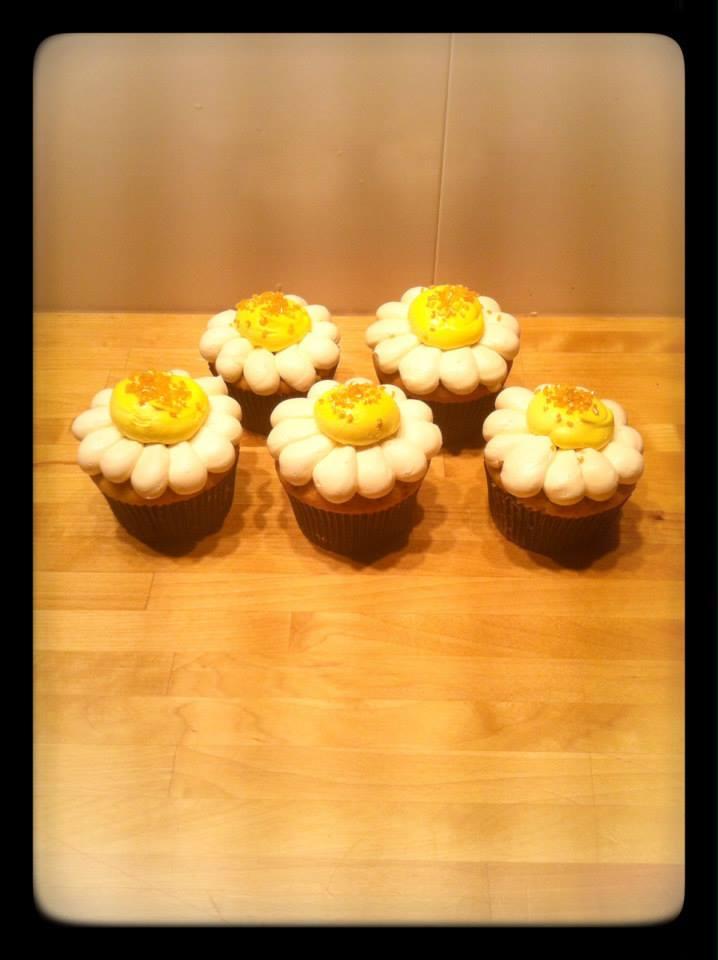 Cupcake Marguerite