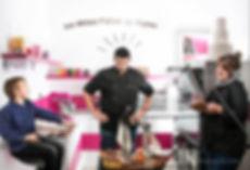 l'atelier, fabrique a gourmandises, gourmandises, papou, laboratoire, pâtisserie, zellwiller, alsace, bas rhin