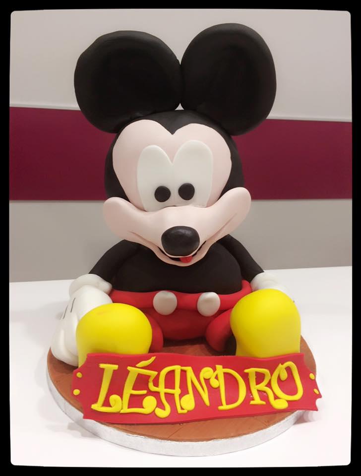 Mickey en 3D