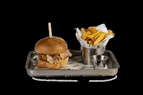 Al cappone burger