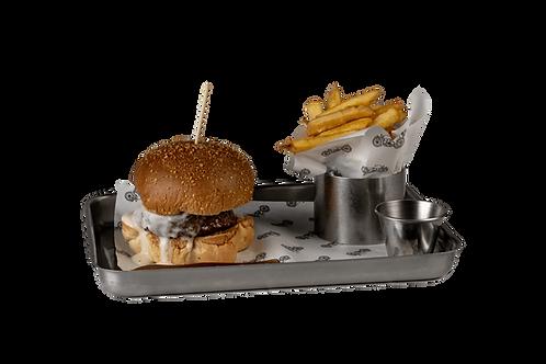 Lumberjack burger