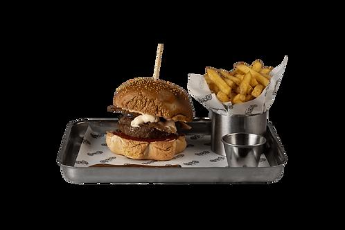 C.B.B. burger