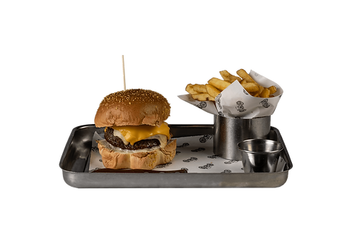 Che cacio dici burger