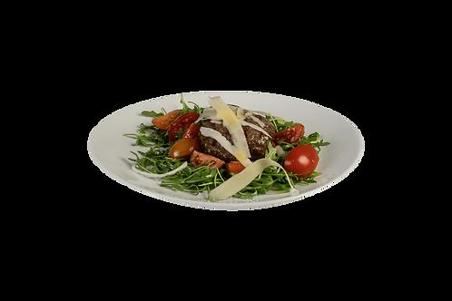 Rocket burger plate