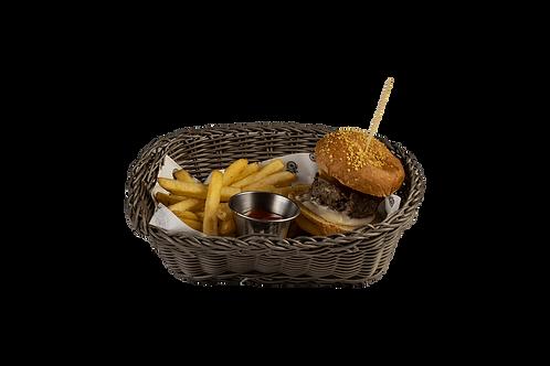 Biker burger