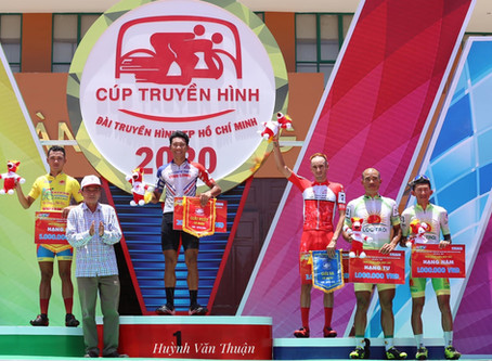 [Inside the HTV CUP] - Day 2: First Road Stage