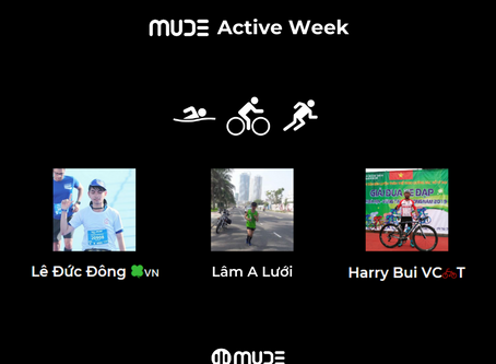 MUDE Active Winners