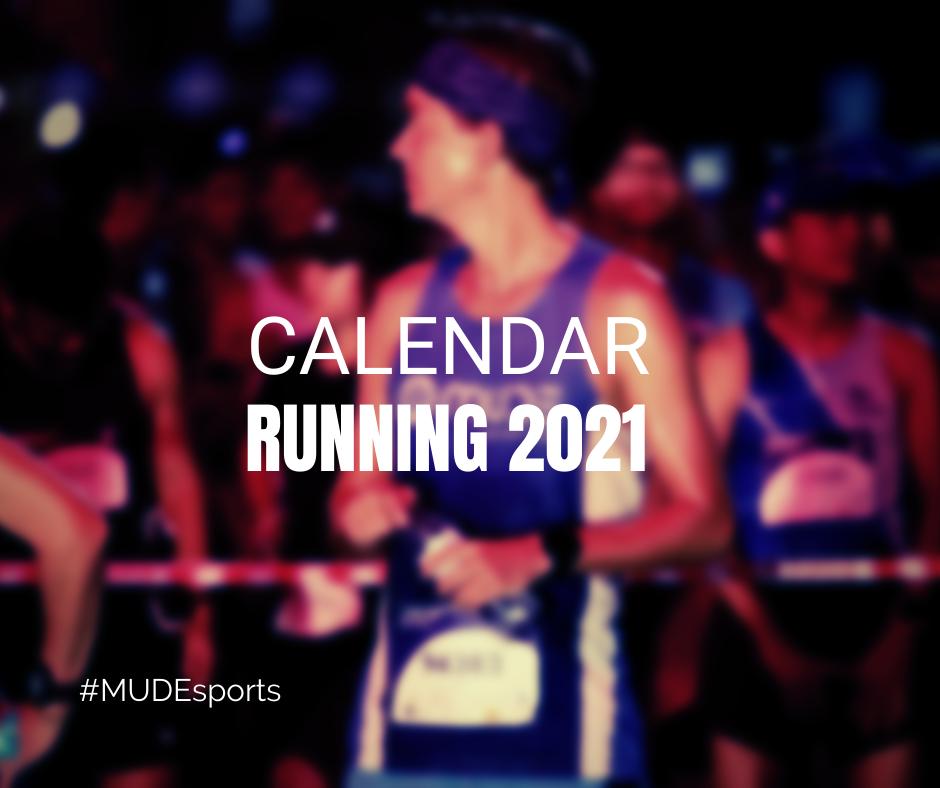 2021 Calendar of Vietnam Running Races