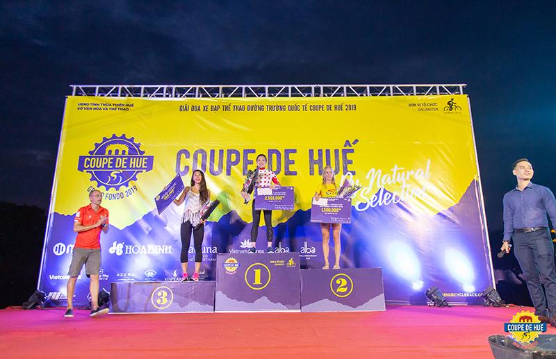Coupe de Hue Awards Women