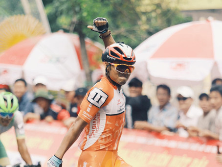 [Inside the HTV CUP] - Day 4: Critérium in Huế