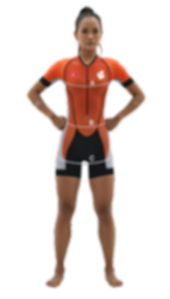Body Measurement for Skinsuits - Woman W