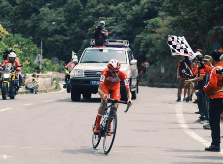 [Inside the HTV CUP] - Day 5: Hai Van Pass