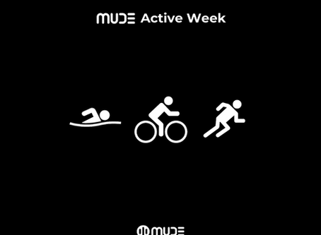 Ready for MUDE Active Week? | Sẵn sàng cho MUDE Active Week?