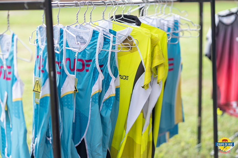 MUDE sportswear at Coupe de Hue
