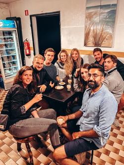 Poncha Bar Abend