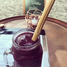 SUCO DE AÇAÍ & good vibes only 💫 #vempr