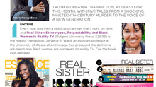 Real Sister Recommended in Essence Magazine