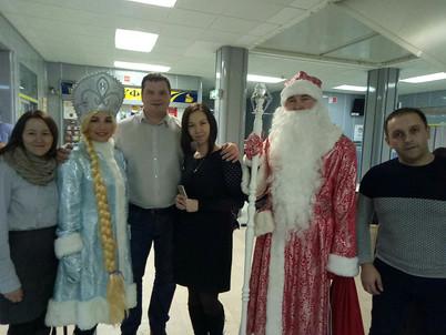 Сыктывкарский молочный завод вручил подарки детям