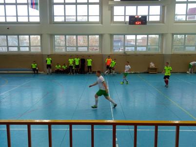 30 сентября стартовал чемпионат Сыктывкара по мини-футболу, который продлится до 12 мая следующего г