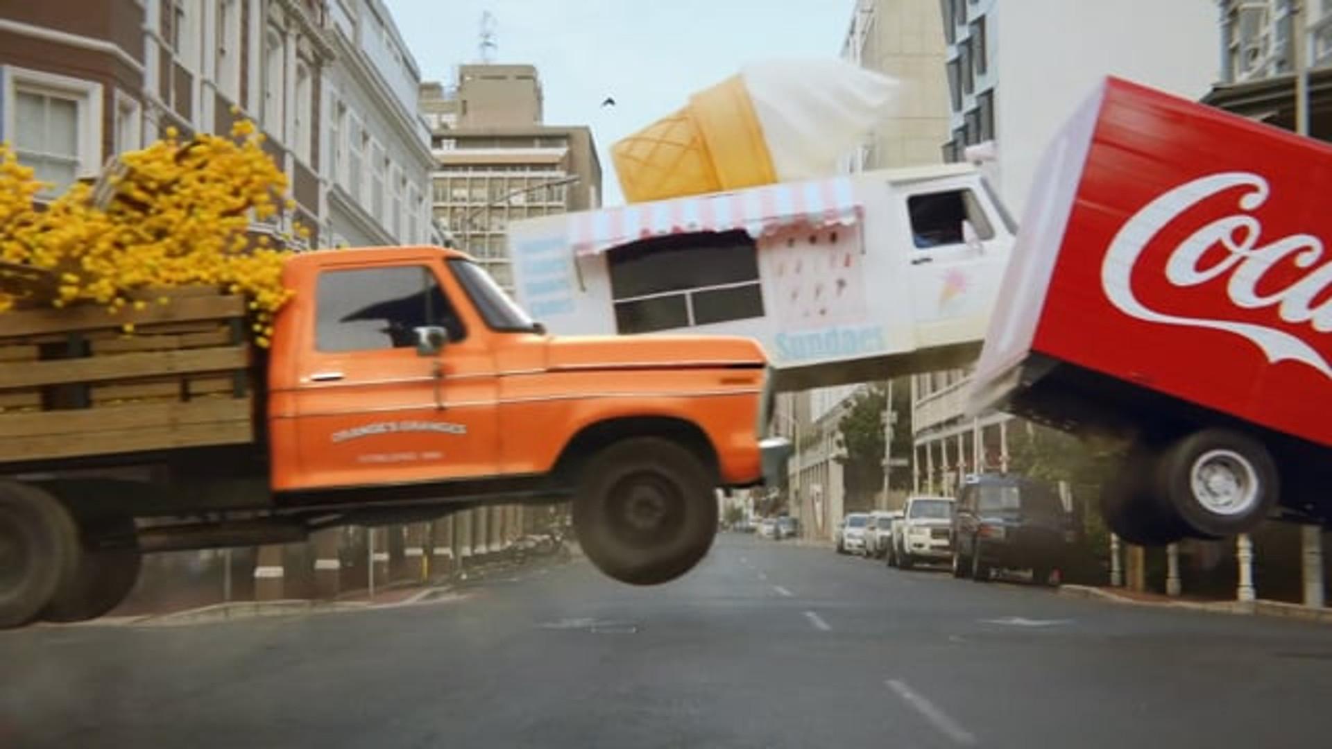 Orange Vanilla Coke Commercial