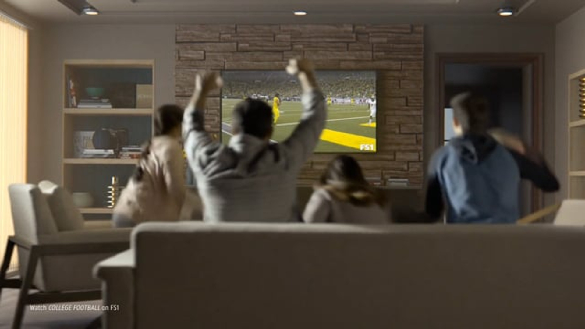 AT&T It's Official - Direct TV Commercial