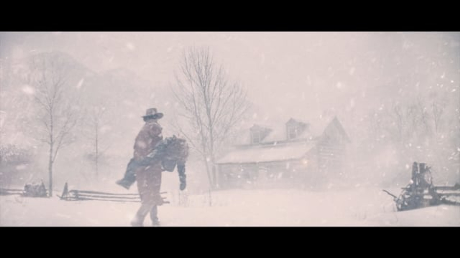 Heart of the Country - CG Snow Storm FX - Movie