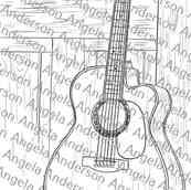 Guitar Traceable