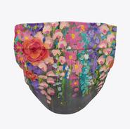 Hanging Floral Face Mask