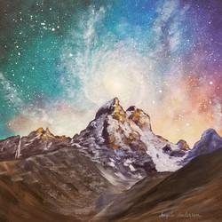 Galaxy Mountain
