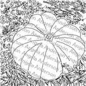 Easy Pumpkin Traceable