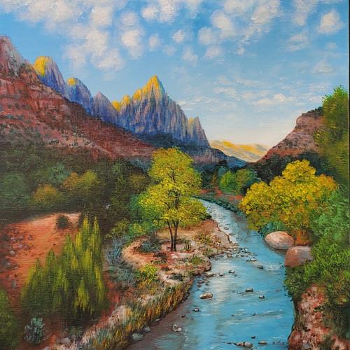 Mountain Valley River