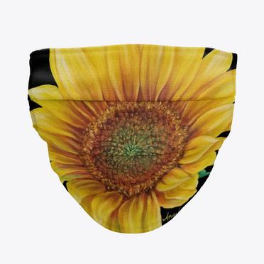 Sunflower Face Mask