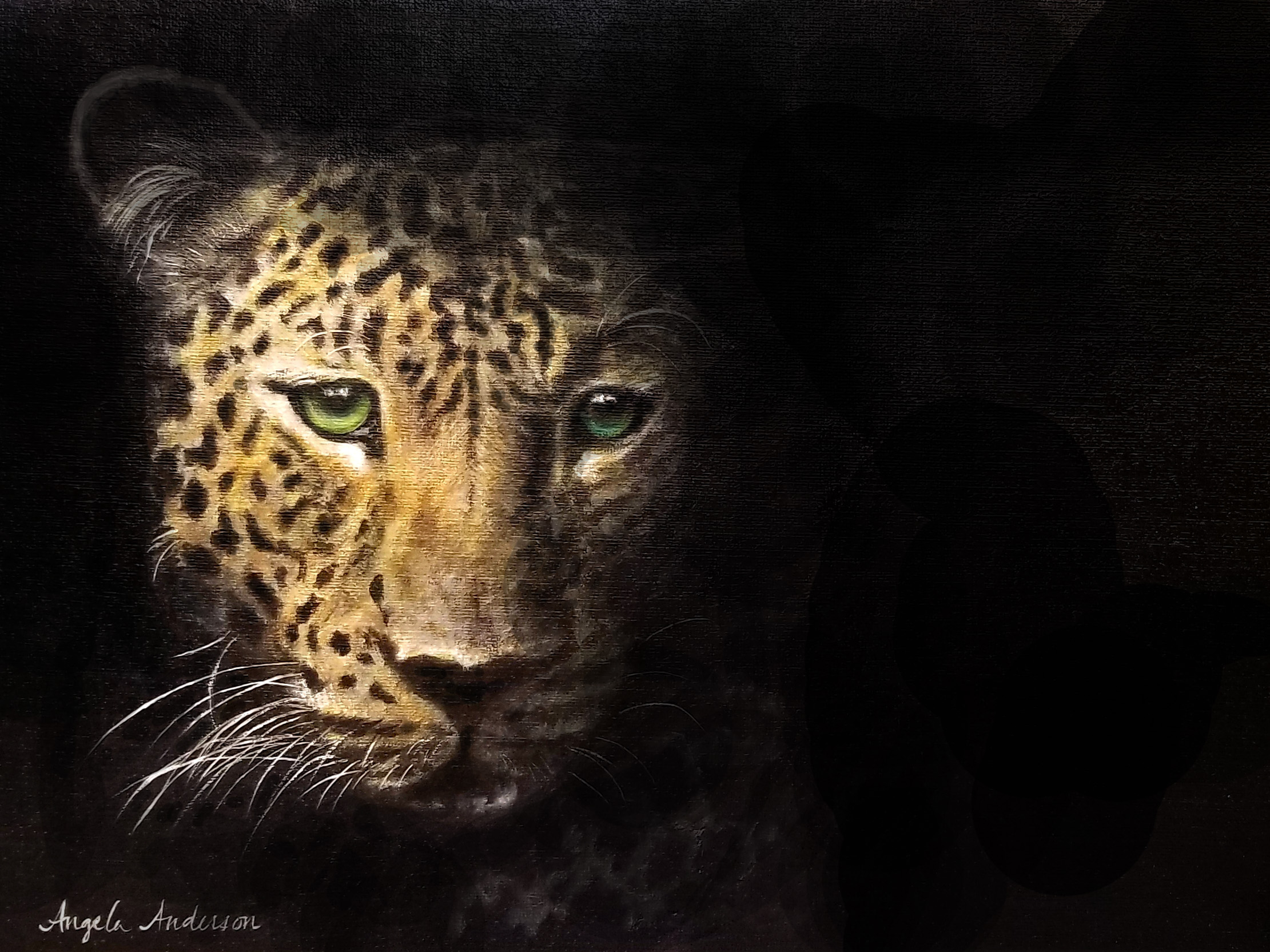 Leopard Enhanced