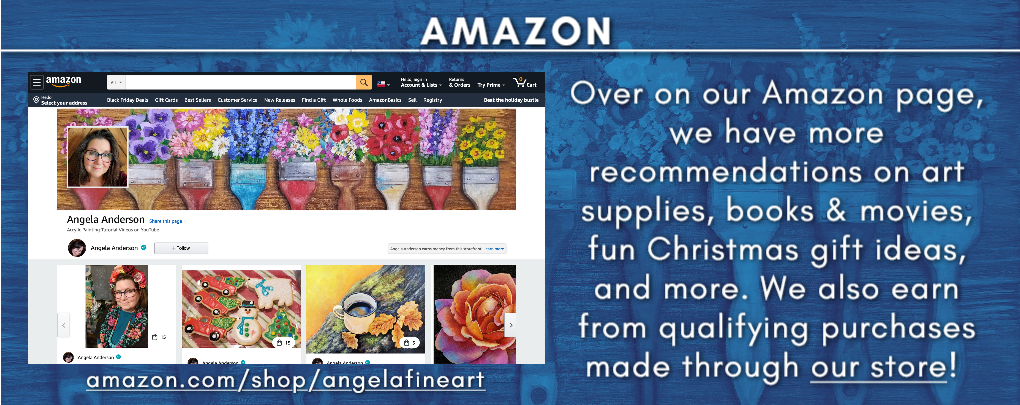 Our Amazon Page