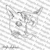 Beginner Basics Series #10: White Cat Traceable