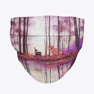 Deer Forest Face Mask