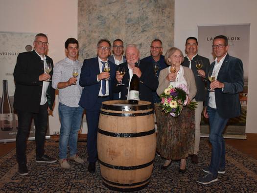 Kufsteiner Wein 2020 heißt Koasa-Tröpferl!