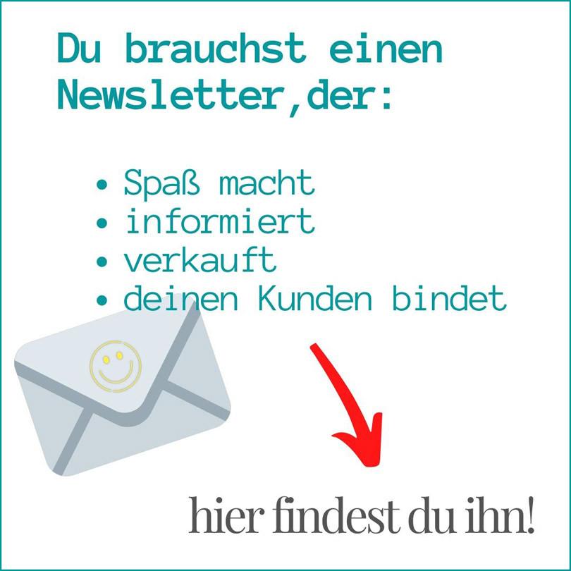 pitch Mail, pitch Newsletter, Newsletter für Kundenbindung, humorvolle Newsletter, keine 0815 Newsletter