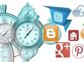 Keine Zeit für Marketing & Social Media?