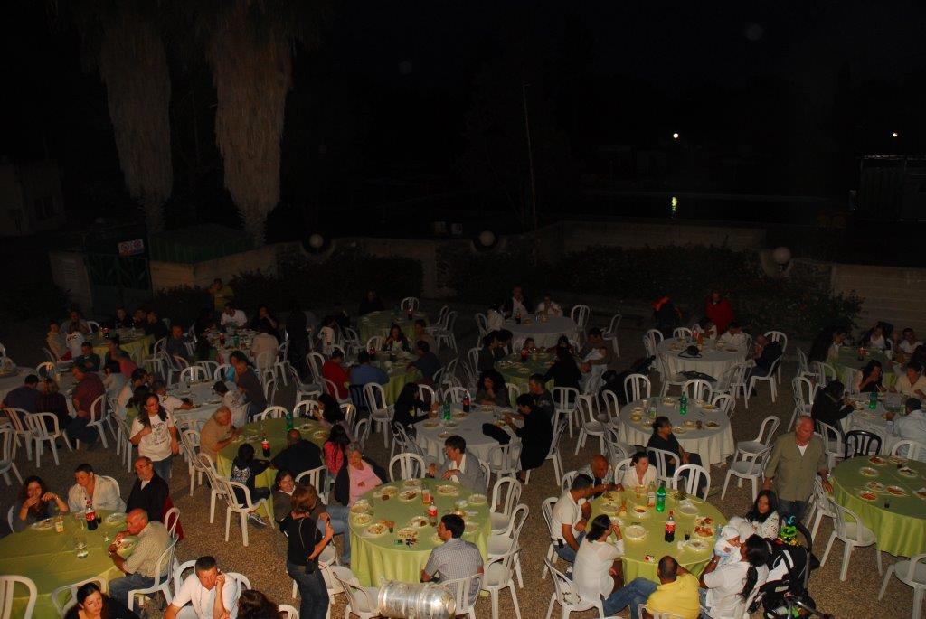 Shavuot festivities