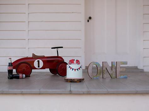 Antonio's Cake Smash | New York City Cake Smash Photographer | Staten Island Cake Smash Photogra